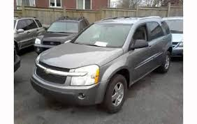 2005 Chevrolet Equinox Specification and Specs - YouTube