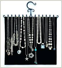 necklace wall hanger necklace wall hanger necklace wall hanger hanging necklace organizer jewellery wall hanger next
