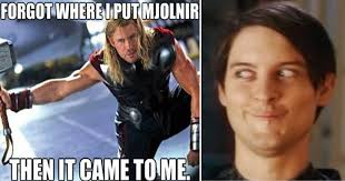 Hilarious Marvel Movie Memes Only True Fans Will Understand