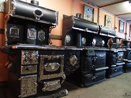 antique stoves for cooking