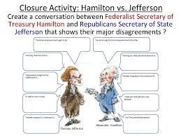 hamilton vs jefferson essay united states presidential election studentshare united states presidential election studentshare · thomas jefferson essays
