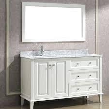 46 inch bathroom vanity art bathe lily white bathroom vanity solid hardwood vanity white inch bathroom 46 inch bathroom vanity