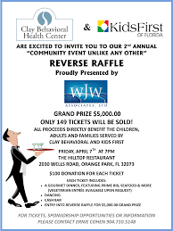 Raffle Event Reverse Raffle Fundraiser Promises Great Food Fun Chance To Win