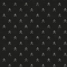 york wallcoverings sb7747 brothers and sisters v skull crossbones wallpaper black white com