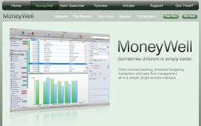 Personal Budgeting Freeware Blog Archive Moneywell Review