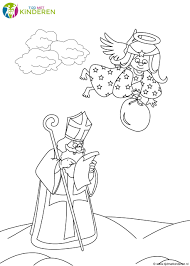 25 Printen Kleurplaat Sinterklaas Cadeau Mandala Kleurplaat Voor