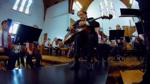 SUMMER HAZE by Aaron Minsky (Concerto for Cello and Strings) - YouTube