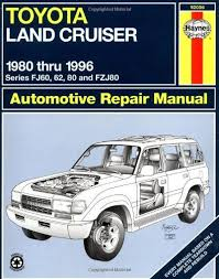 best images about toyota land cruiser manuals toyota land cruiser fj60 62 80 fzj80 80 96