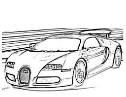 Bugatti Veyron Coloring Pages Printable Wiring Diagram Database