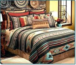 awesome rustic bedding lodge comforter sets cabin plan