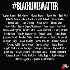Black Lives Matter Quotes Magnificent Hashtag BlackLivesMatter €�A Riot Is The Language Of The Unheard