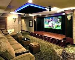 Small media room ideas Interior Small Media Room Decorating Ideas Color Decor Home Rooms On Pictures The Lucky Design Media Room Decor Ideas Deigualaigualco