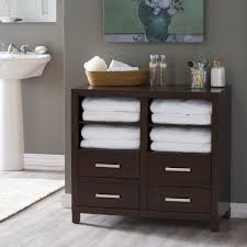 bathroom floor storage cabinets. Delighful Floor Belham Living Longbourn Bathroom Floor Cabinet  Rh1505082W Intended Storage Cabinets B