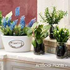 artificial plants now