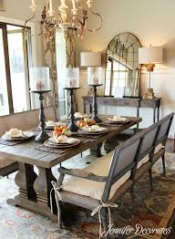 40 Fall Table Decorating Ideas From Jennifer Decorates Com Custom Decorating Small Dining Room