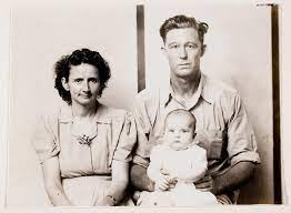 George, Joyce 1946   International Center of Photography