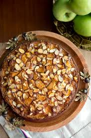 Apple Almond Cake Paleo Gluten Free