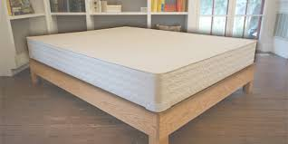 platform bed vs box spring vs