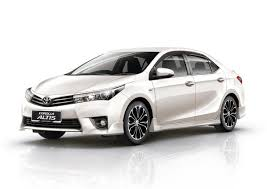 Toyota Introduces All-New Eleventh Generation 2014 Corolla Altis ...