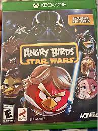 XBOX ONE Angry Birds Star Wars - Video Games - Mesquite, Texas   Facebook  Marketplace