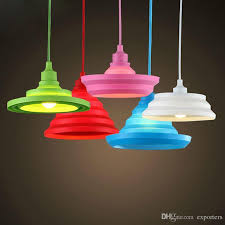 novelty colorful pendant lights diy pendant lighting 11meter cord art deco modern pendant lamps large pendant lighting vintage pendant lighting from