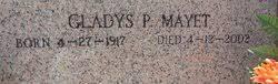 Gladys Pierce Mayet (1917-2002) - Find A Grave Memorial