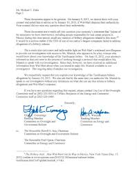 congress letter to walmart business insider wmtletter3
