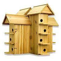 martin bird house plans. T14 Purple Martin Bird House Plans R