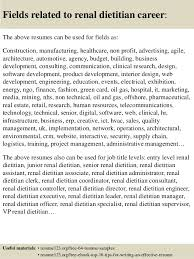 16 dietitian resumes clinical dietitian resume