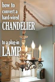 lamps plus plug in swag chandelier hanging info regarding inspirations mini chandelier plug