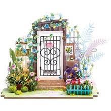 <b>Сборная модель</b>-румбокс <b>Diy House</b> &quot;Цветочный сад&quot