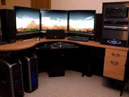Marvellous Cool Computer Desk Ideas Pics Decoration Ideas