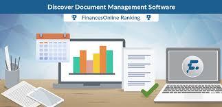 Document Management Systems Comparison Chart Best Document Management Software Reviews Comparisons