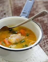 Sopa De Pescado, Receta Fácil: Económica, Ligera, Y Deliciosa Alternativas  A Sopas