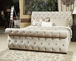 exquisite upholstered headboard queen 14 willenburg dark brown