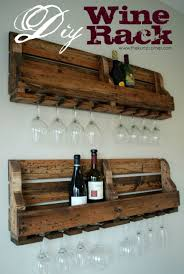 diy wine rack plan from the kurtz corner