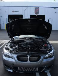 BMW 3 Series oil for bmw m5 : Supercharged the E60 M5