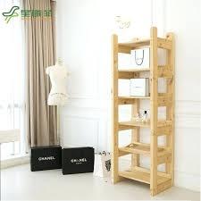 get ations a free pine wood multilayered wooden flower shelf storage rack floor books debris wood shelf pine shelves brackets