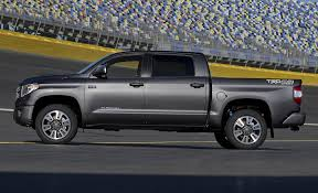 2018 toyota tundra. fine toyota 2018 toyota tundra trd sport side profile left photo to toyota tundra n