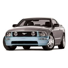 Ford 5R3Z-17D957-BAA Mustang Front Bumper Cover Unpainted 2005-2009 GT