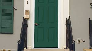 Sherwin Williams Green Color Chart Exterior Inspiration Front Door Paint Colors Sherwin
