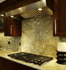 awesome backsplash ideas with granite countertops and ceiling lighting