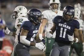 Isaiah Hamilton Football University Of Nevada Athletics
