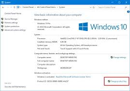 How To Change The Product Key On Windows 10 Windows Central