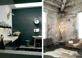 How To Paint Brick Wall Interior