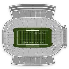 Stanford Stadium Seating Chart Nc State Carter Finley Stadium Seating Chart