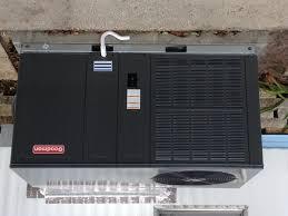 goodman package unit. steven · goodman package unit - front view