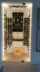 Glass Wine Room Design Frameless Glass Wine Cellar Door Room Naples Fl Glass