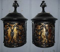 image of classic outdoor porch light fixtures