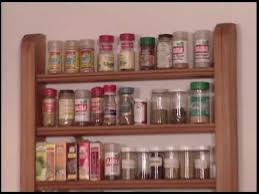 How To Build A Spice Rack New How To Build A Spice Rack YouTube